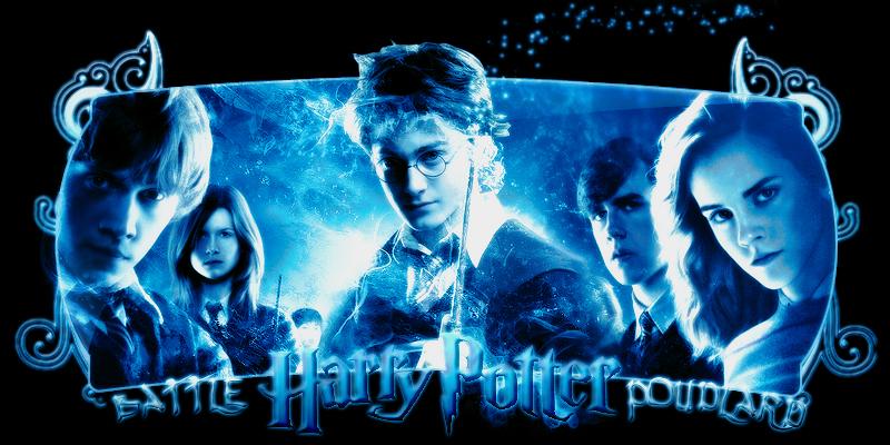 Forum de discussion Harry Potter (FHP)