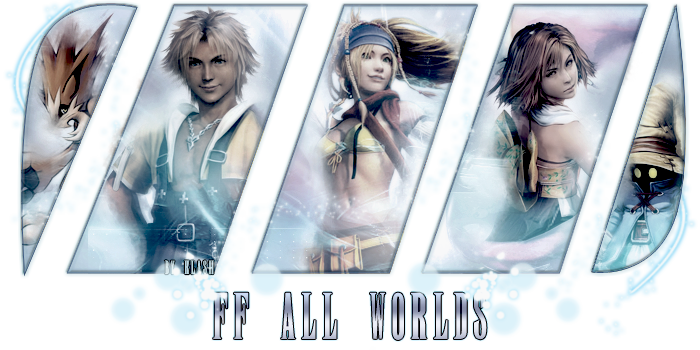 Final Fantasy All Worlds