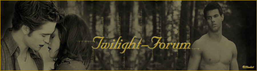 Twilight - at the very beginning