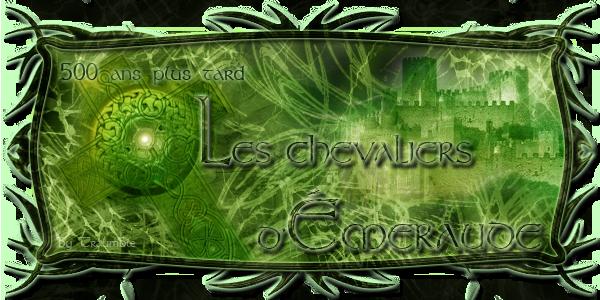 Les Chevaliers De L'Emeraude