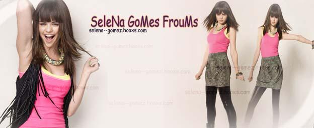 .+. Selena Gomez Forums.+.