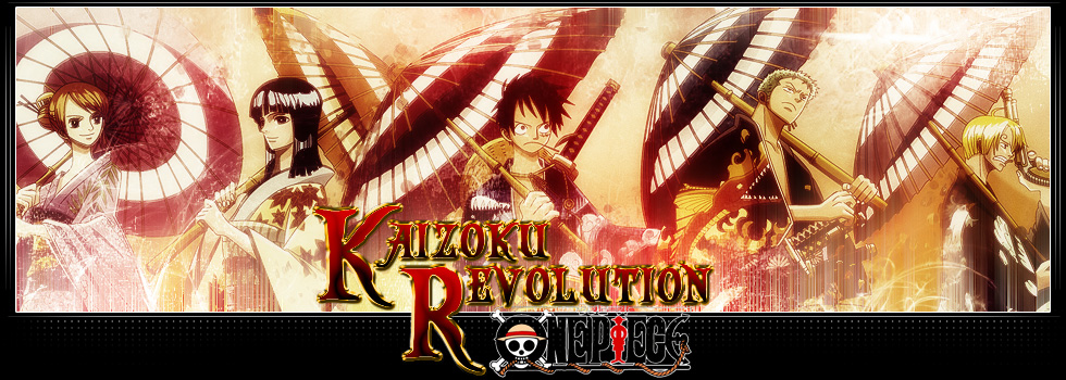 One Piece - Kaizoku Revolution