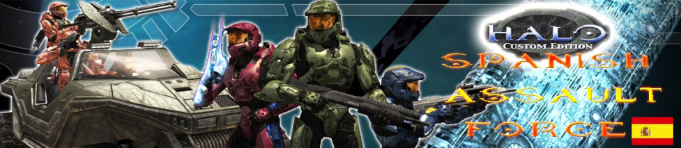 HALO SPANISH ASSAULT FORCE