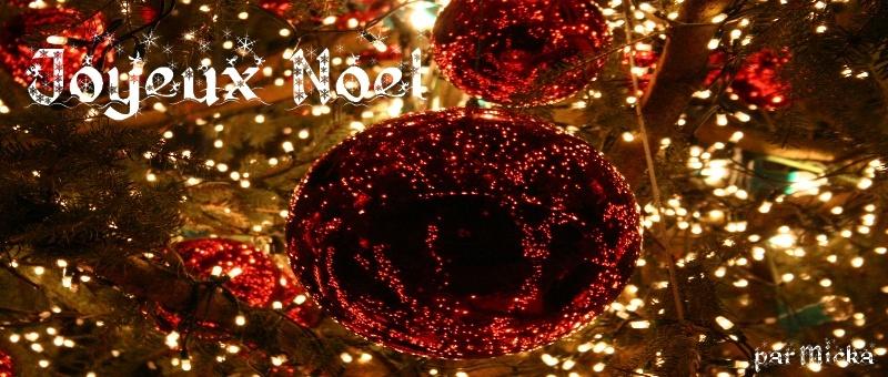 Idée de décoration de Noël