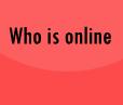 Кој е он-лајн?