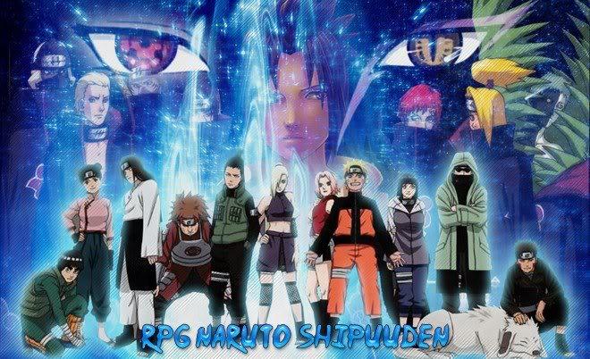 Metin2 & Naruto