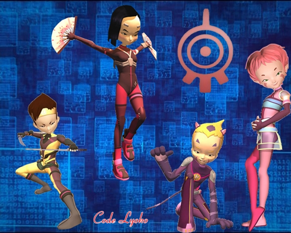 Code Lyoko Universe