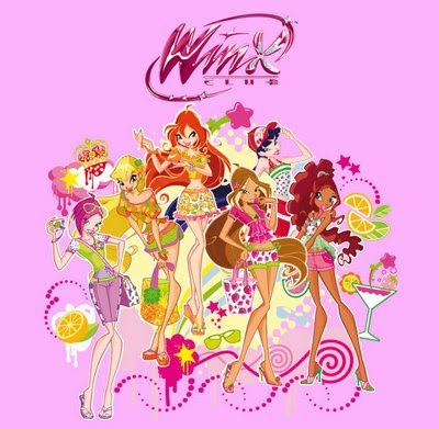 Winx club 4 sezonas