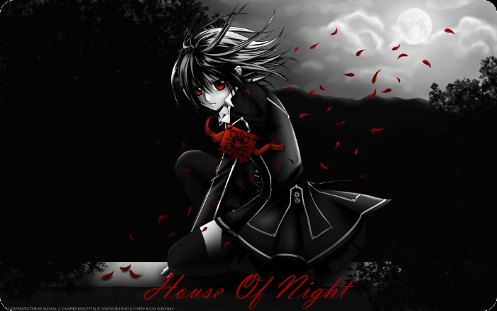 House of Blood Night