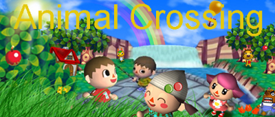 Animal Crossing sur DS et Wii