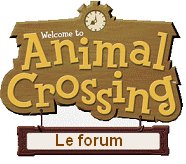 Animal Crossing - le forum