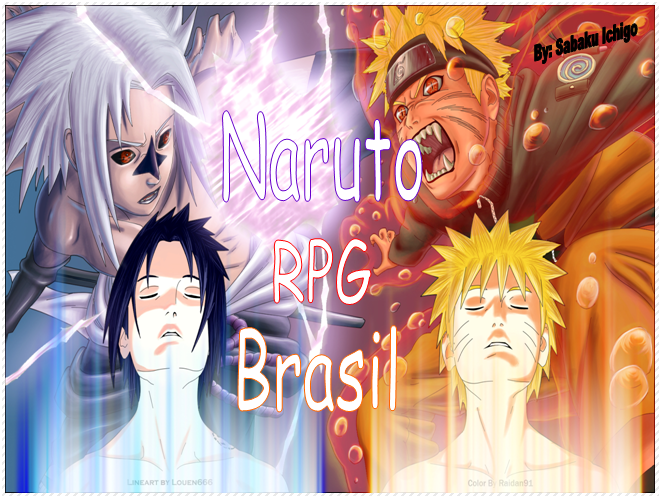 Naruto rpg World