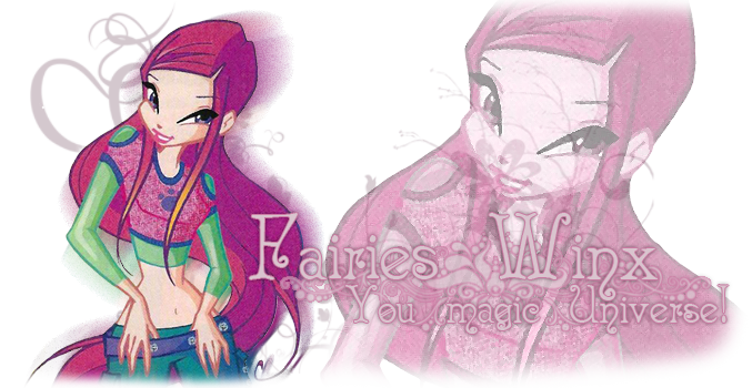 The vampipire Diaries and Winx