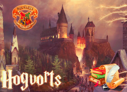 Hogwarts- school of magic