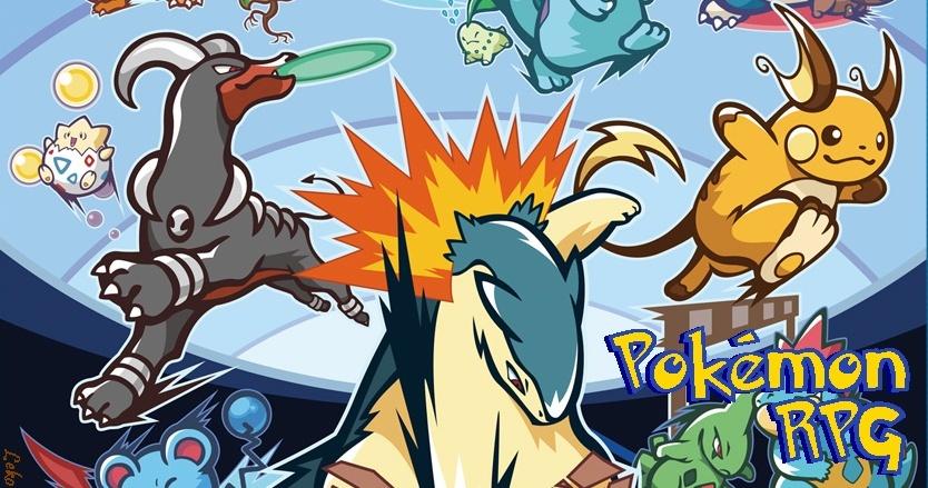 Pokemon Rpg Online