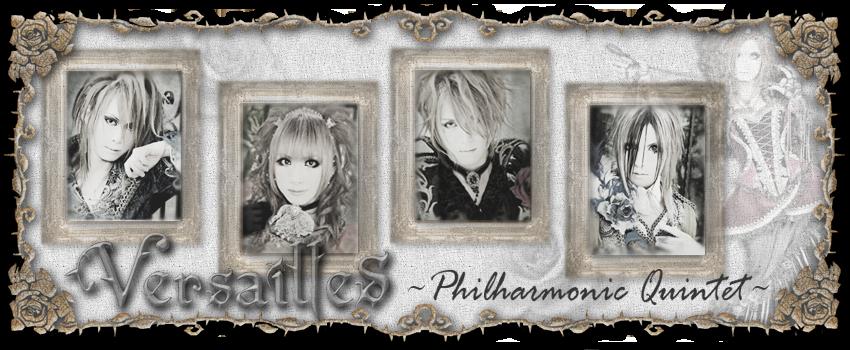 Versaille. Philharmonic quintet.