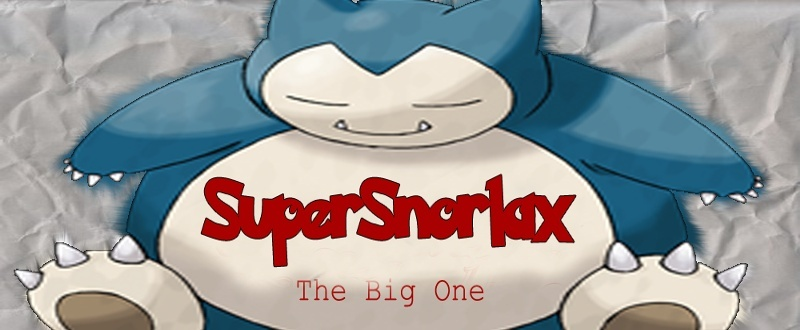 The Super Snorlax Forum