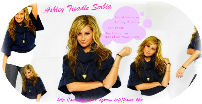 Miss Ashley Tisdale