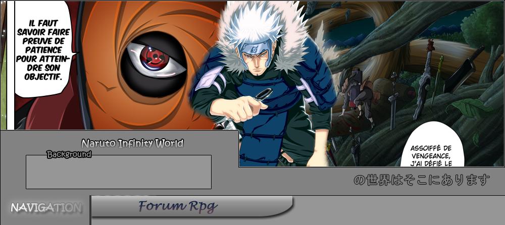 Naruto Korekara | RPG Naruto I_logo
