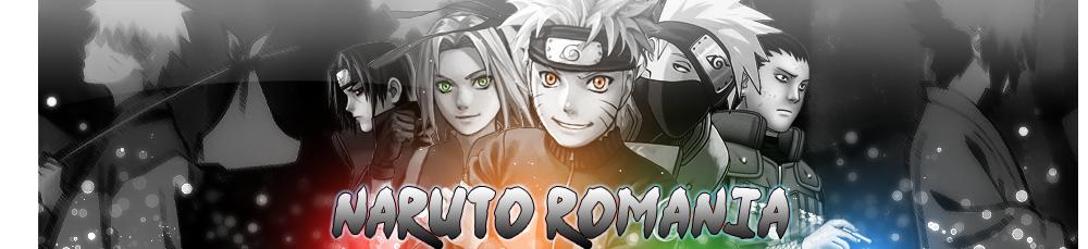 Naruto Romania