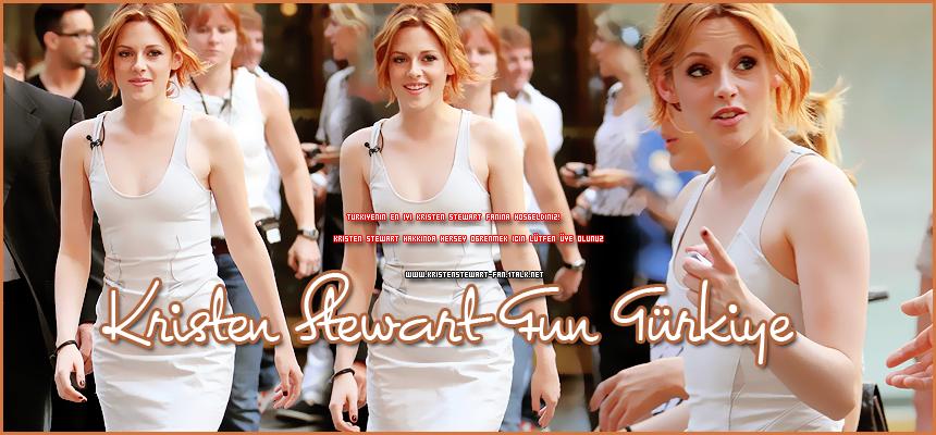 Kristen Stewart Fan | Türkiye