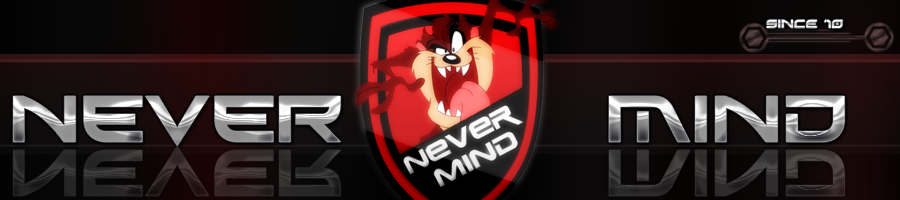 Welcome to Never Mind