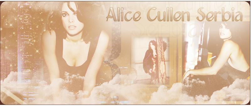 Alice Cullen Serbia
