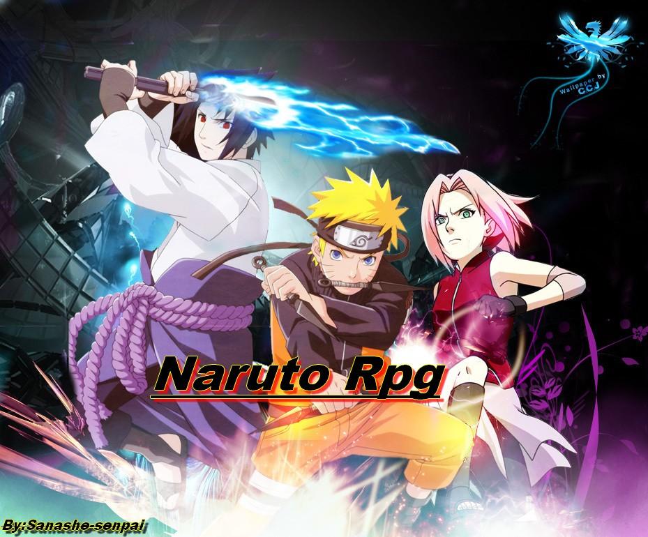 Naruto RPG Game