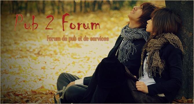 Pub 2 Forum