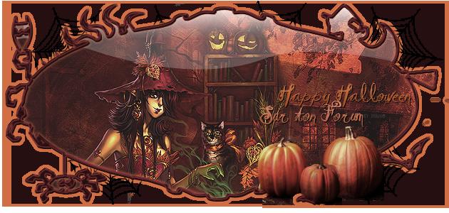 .: Tous les jours l'Halloween :.