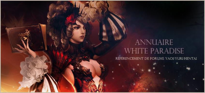 Annuaire White Paradise