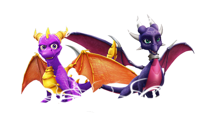 Spyro the dragon : le monde du désespoir