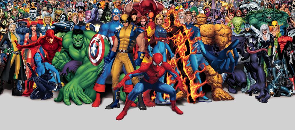 Marvel: Zona Negativa