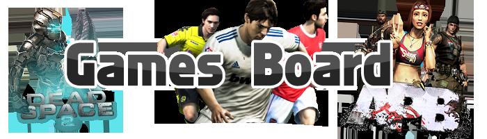 Games-Board