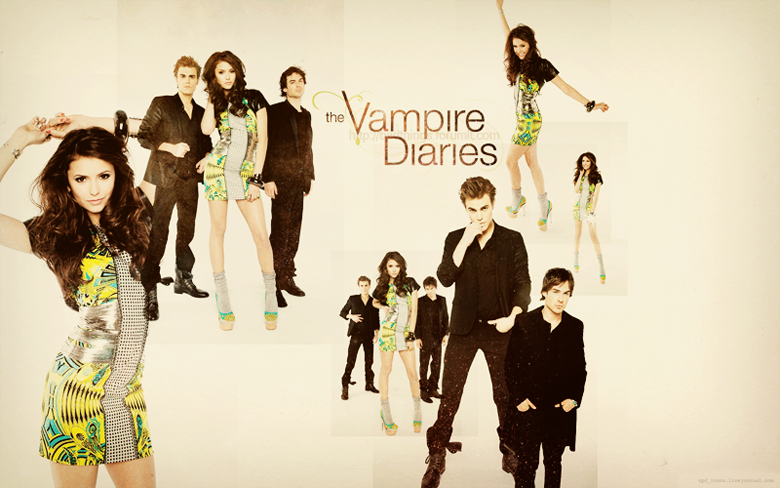 Vampire Diaries - Make your own decision