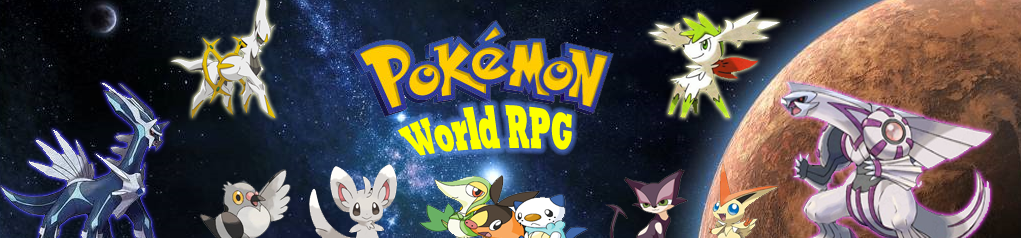 Pokémon World RPG