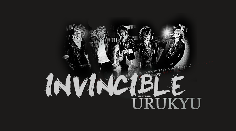 INVINCIBLE URUKYU FANSUB