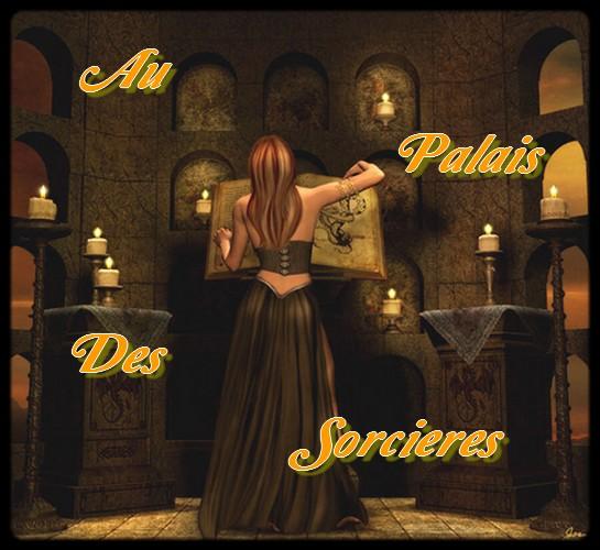 au palais des sorcières