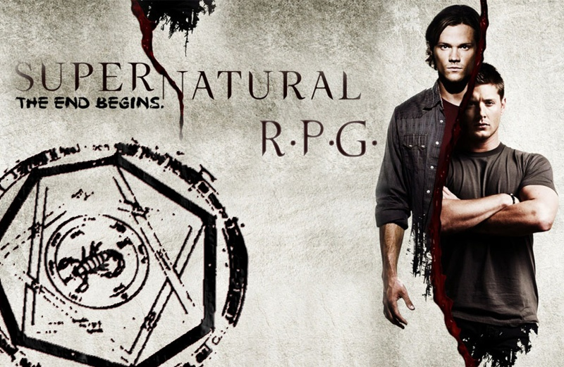 RPG Supernatural