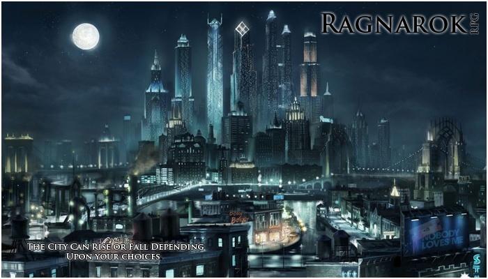 Ragnarok RPG