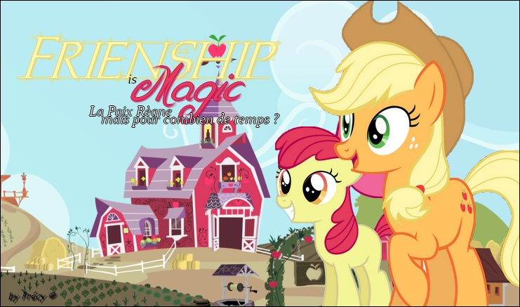 Forum rpg: My Little Pony: (en construction)