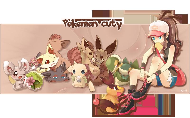 Pokémon Cuty