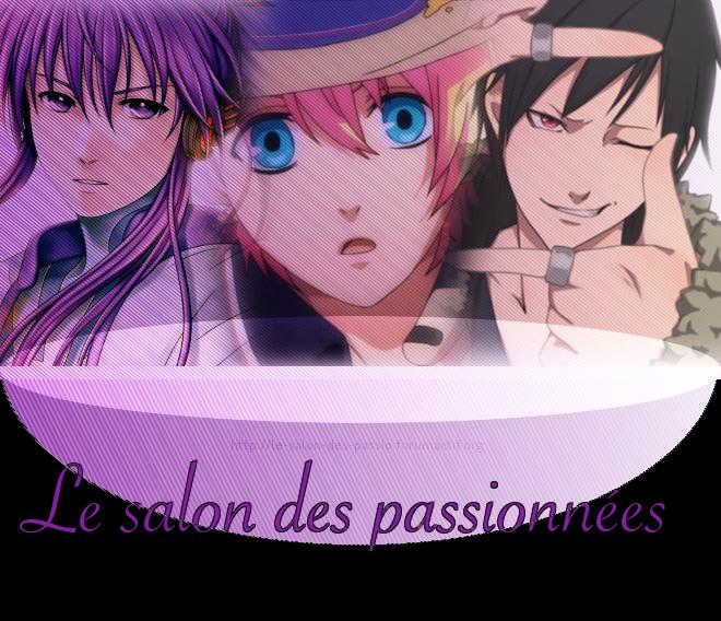Le Salon Des Passionnées