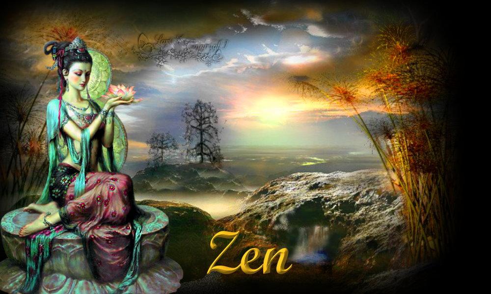 Renconte vers les Mystères-Zen & Zénitude