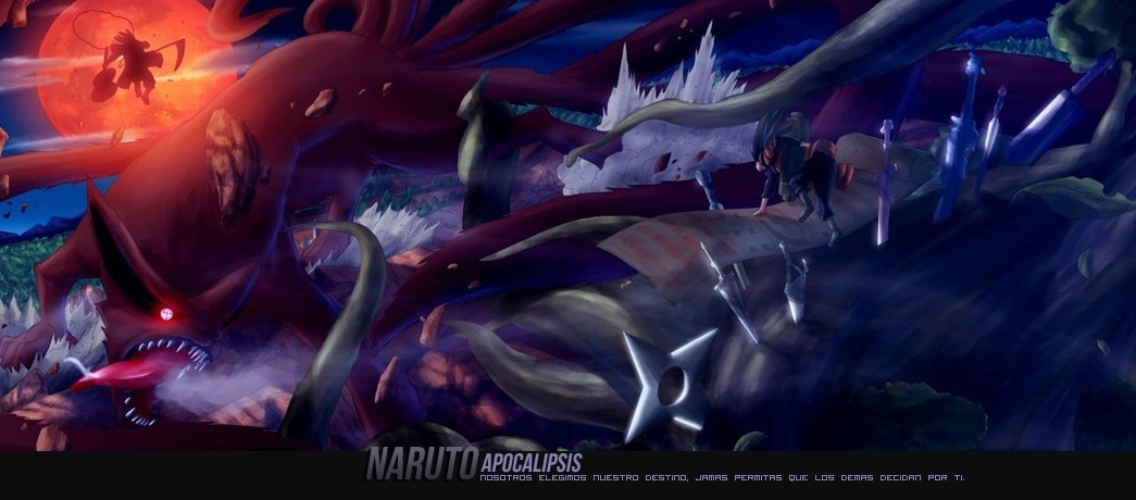 Naruto Apocalipsis