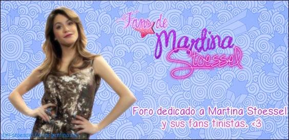 ¡Martina Stoessel!