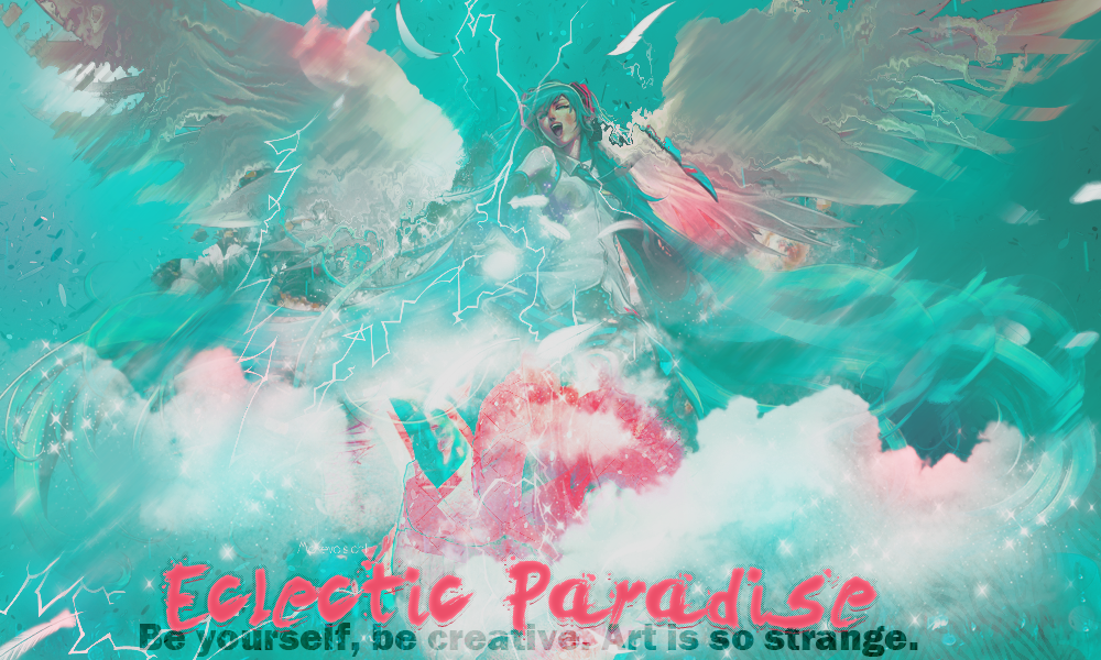 Eclectic Paradise