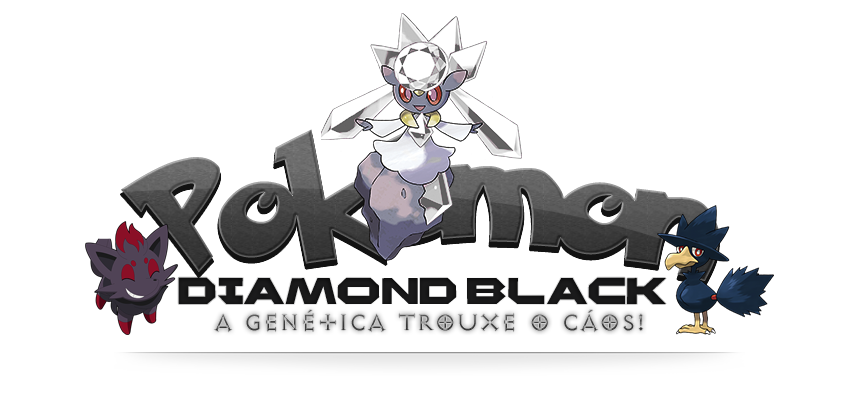 Pokemon Diamond Black