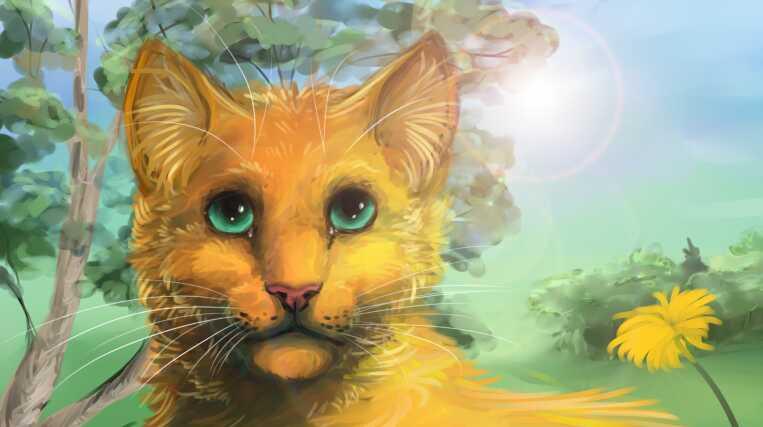 Небесное племя [CatWar]