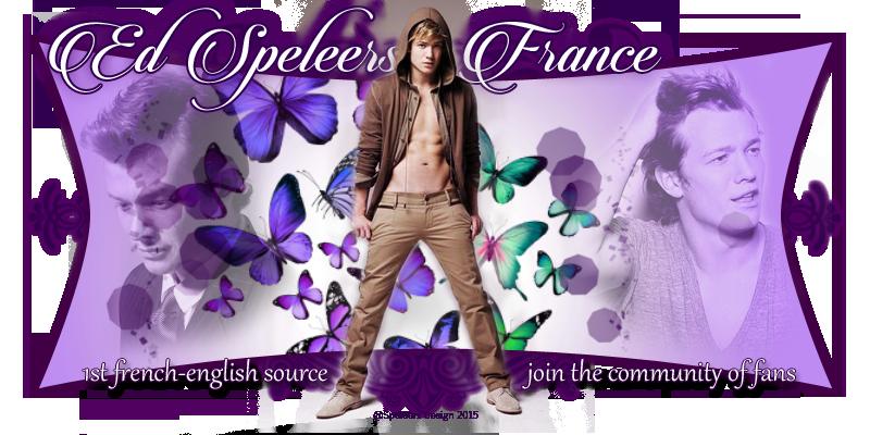 Ed Speleers France Forum